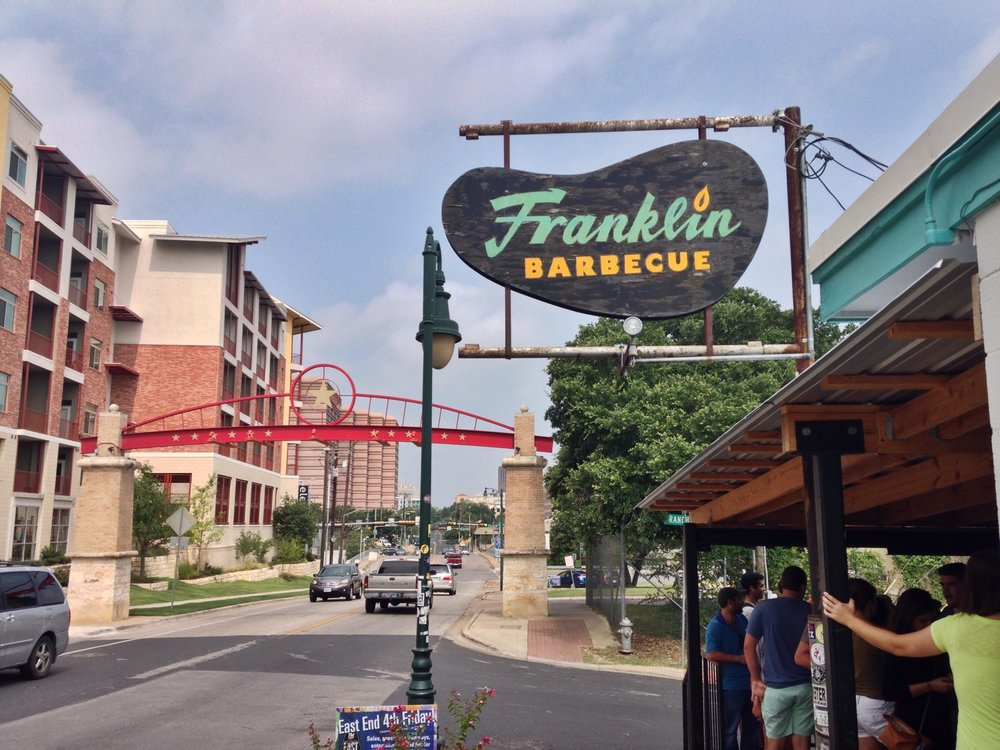 Franklin's BBQ in Austin, TX
