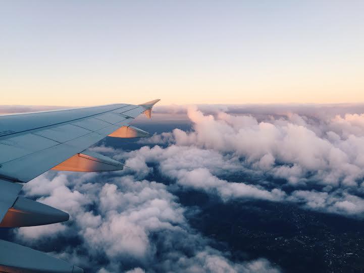 7.13 / 7:13 ante meridiem // the flight from Coruna to Zagreb