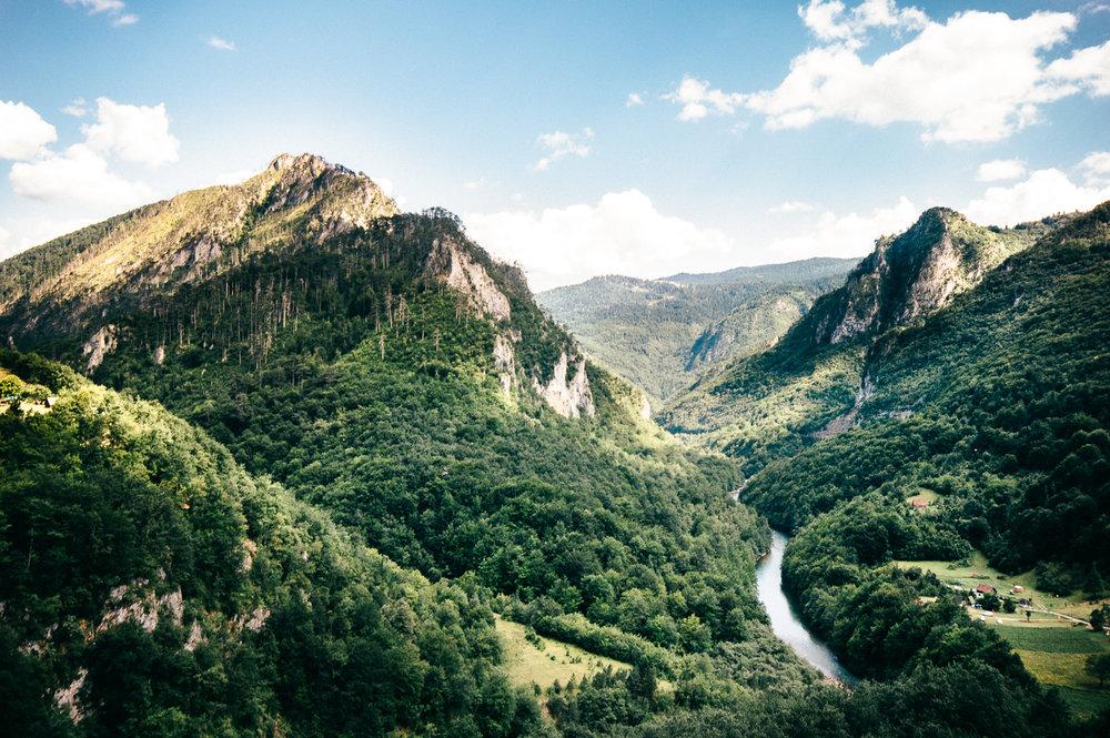 Montenegrin Mountain Limited Edition / $75.00 / Zabljak, Montenegro / 1 of 3 sold