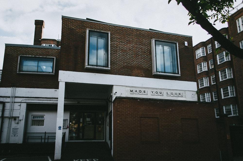 Portobello | London | 2017 | Modern : Blast