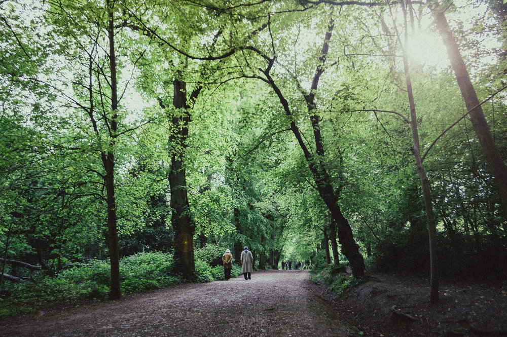 Hampstead Heath  | London | 2017 | Vintage : California