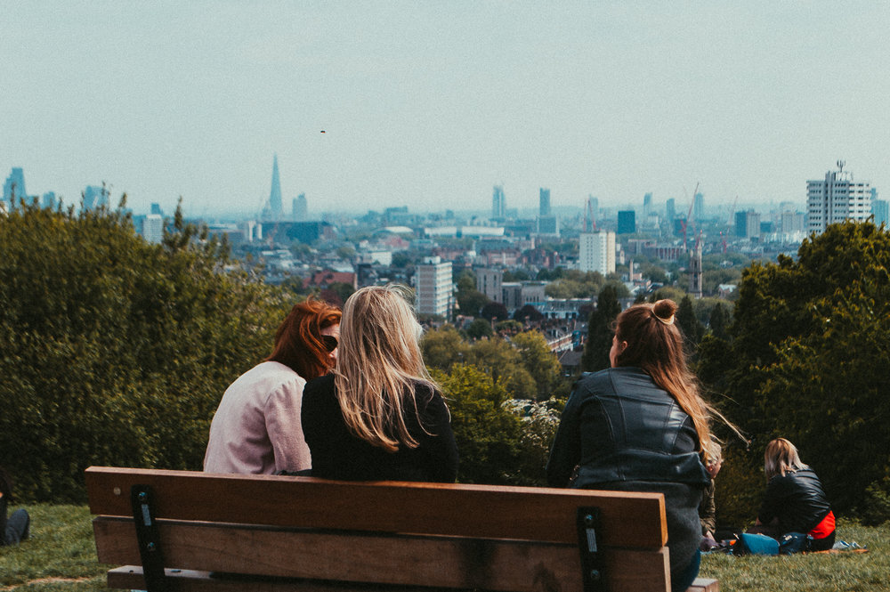 Hampstead Heath  | 2017 | London | Essentials : Warm Memories