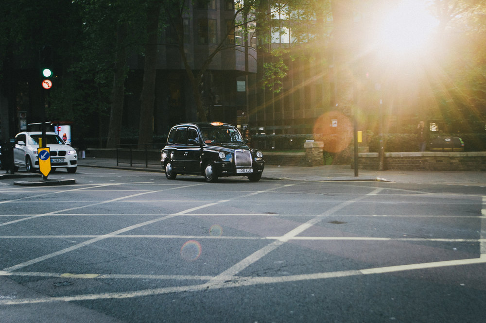 London Taxi Cab | London | 2017 | Modern : Blast