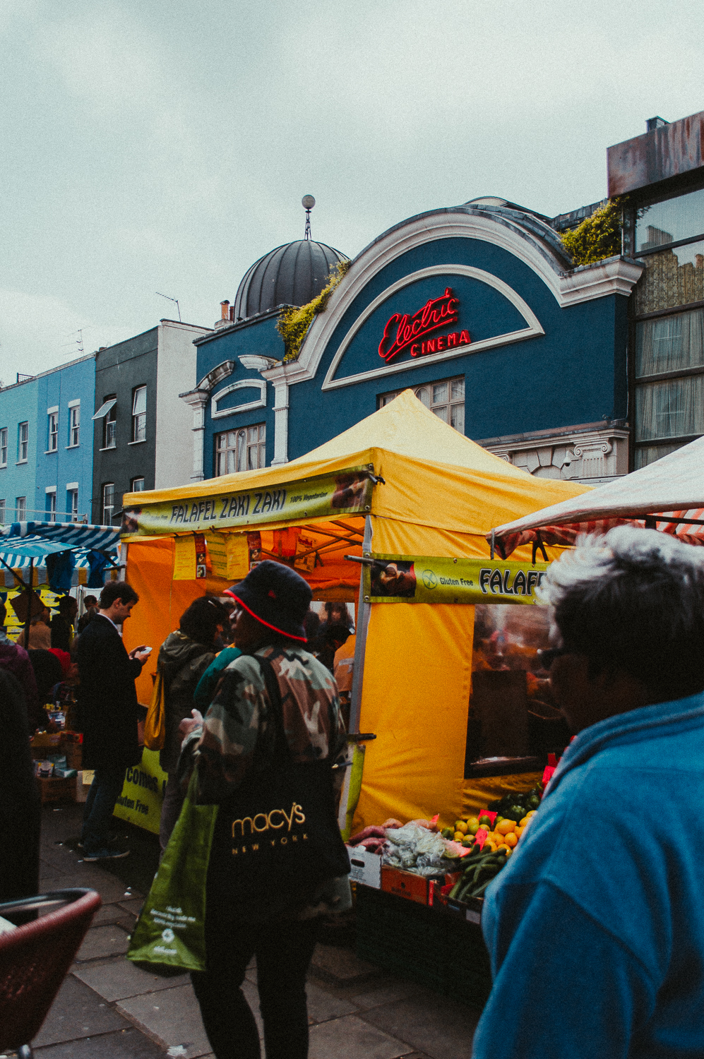 Portobello Road London