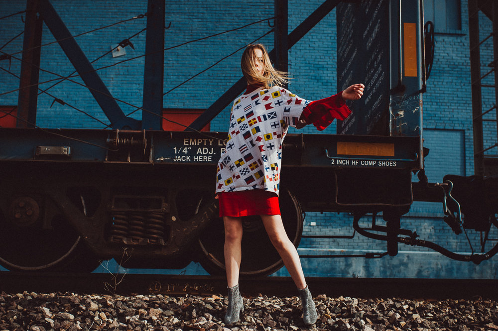 Fort Worth Fashion Shoot - Madeline Faye Photography + North Texas
