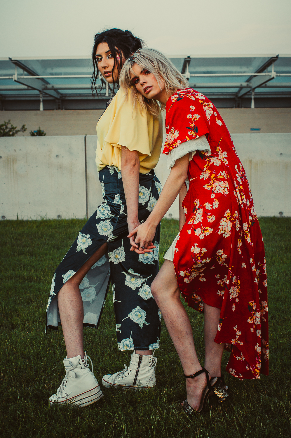 Fort Worth Fashion Editorial Shoot