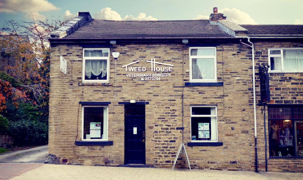 Tweed House, Pudsey