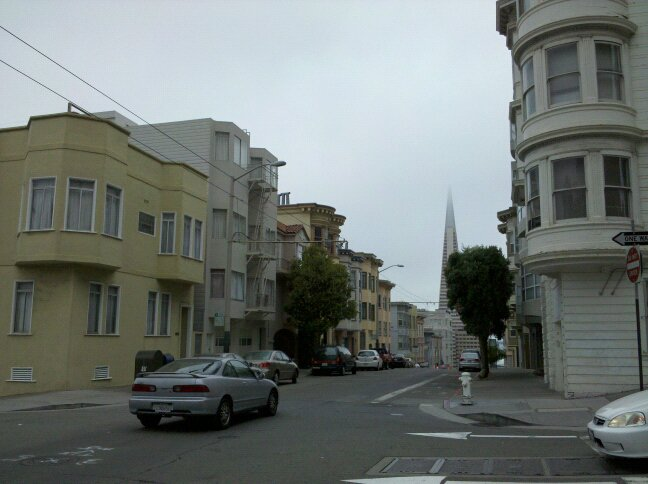 Clay Street—where I lived in San Francisco from 2010-2014