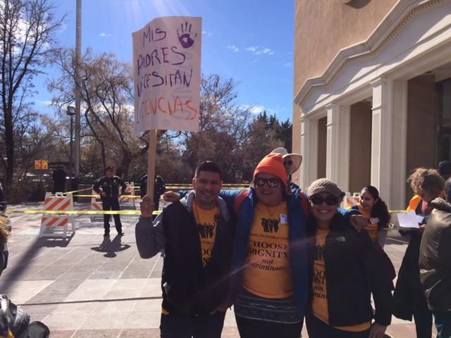 Community lawyering in Santa Fe, NM