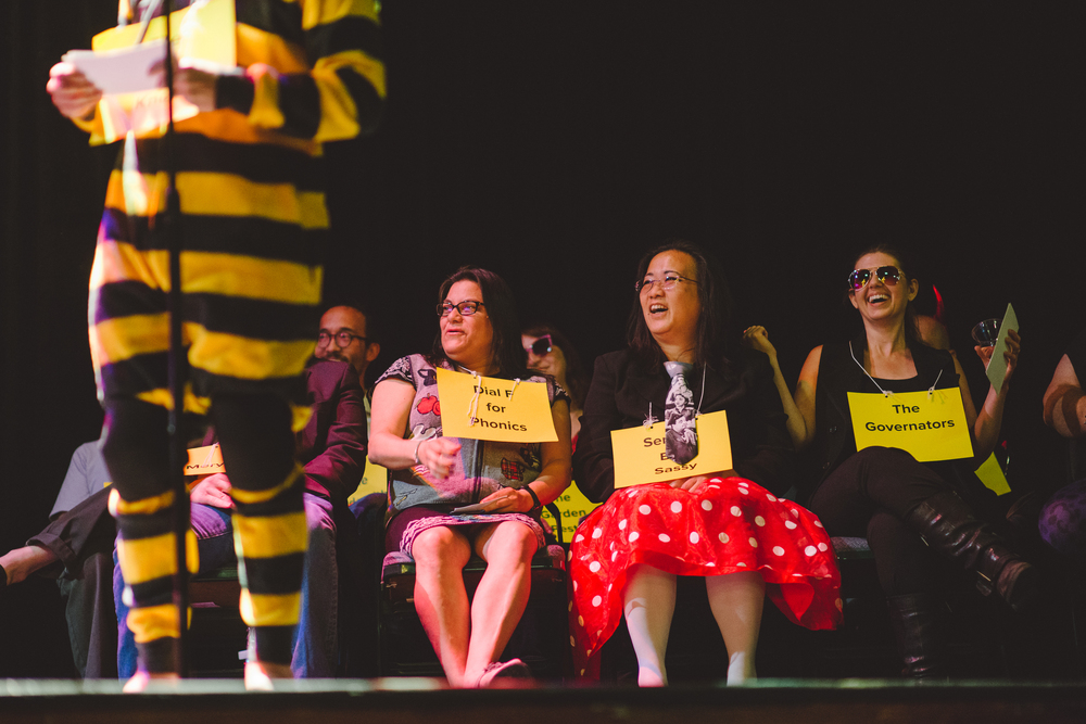 Adult Spelling Bee Fundraisers for Schools