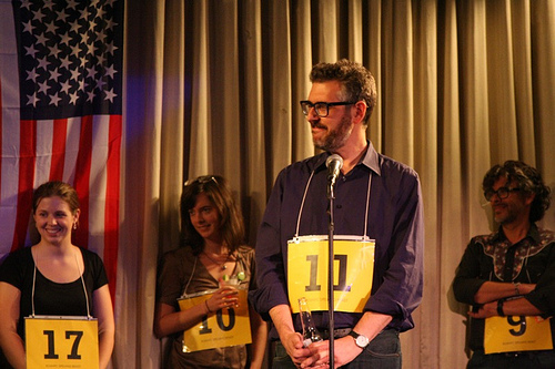 Adult Spelling Bee Fundraiser for Nonprofit