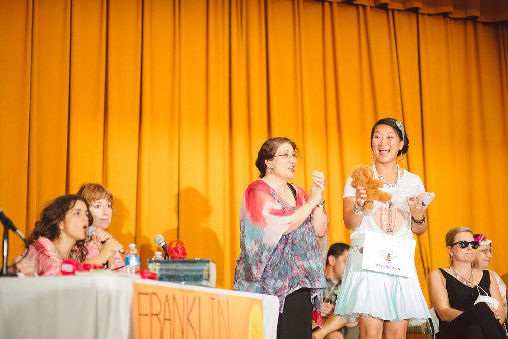 Adult Spelling Bee Show Spellers