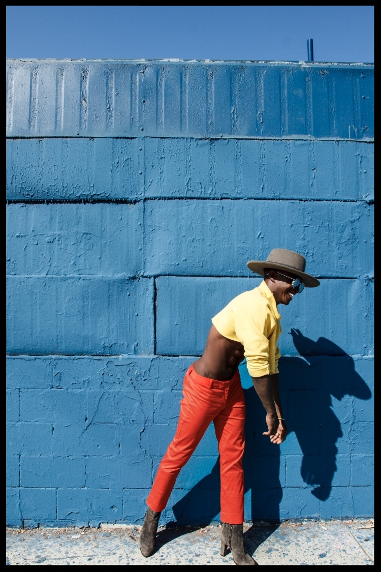 MYSTERY LOOK 118: COLOR BLOCKING WITH PRIDE -