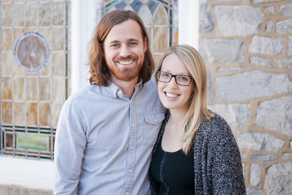 Jeremiah + Andrea Wise, Music Ministry