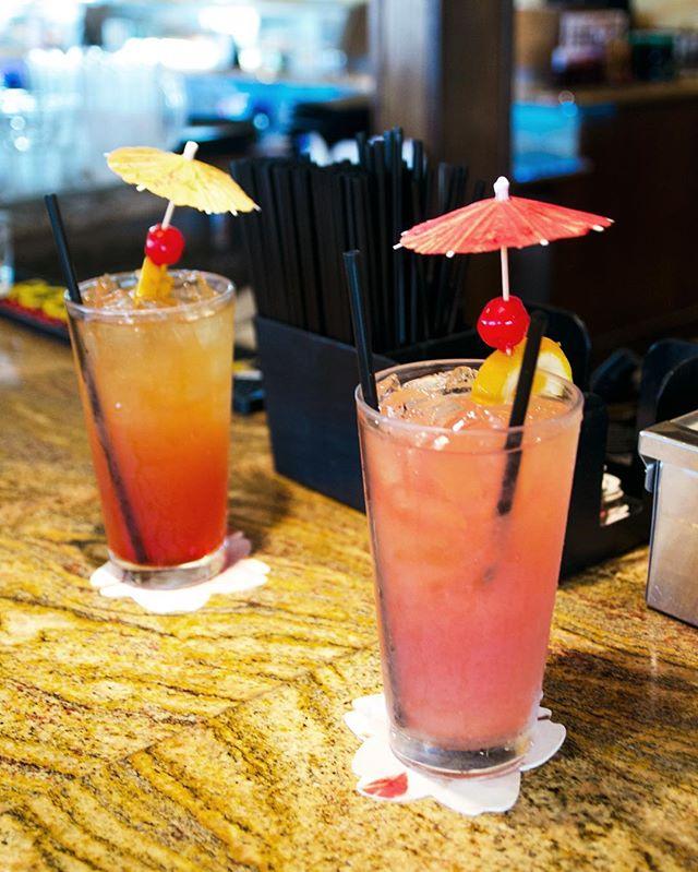 Drinks are better with company! #HappyHour continues until 7pm tonight 😉 #maitai #sexonthebeach  #OC #orangecounty #fullbar