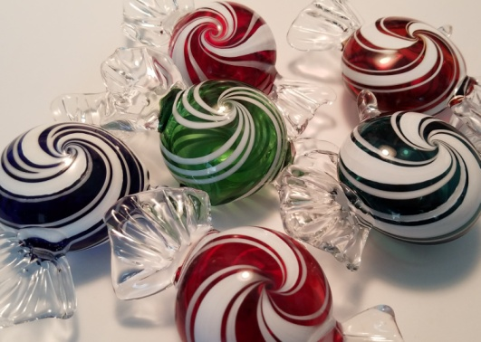 New Candy Ornaments!!