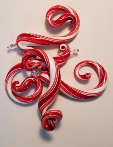 New!! CandyCane Twists