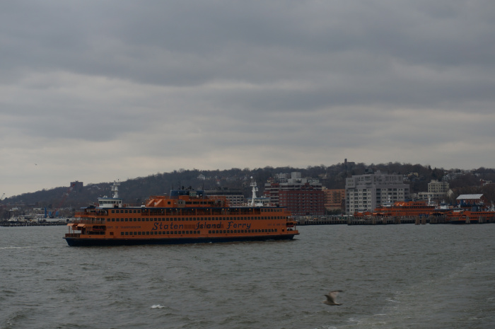 The Staten Island Ferry - A free and fun way to see NYC from the water.