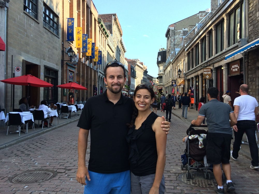 We used our Companion Pass for the flights on this summer's bicycle tour, including Montreal!
