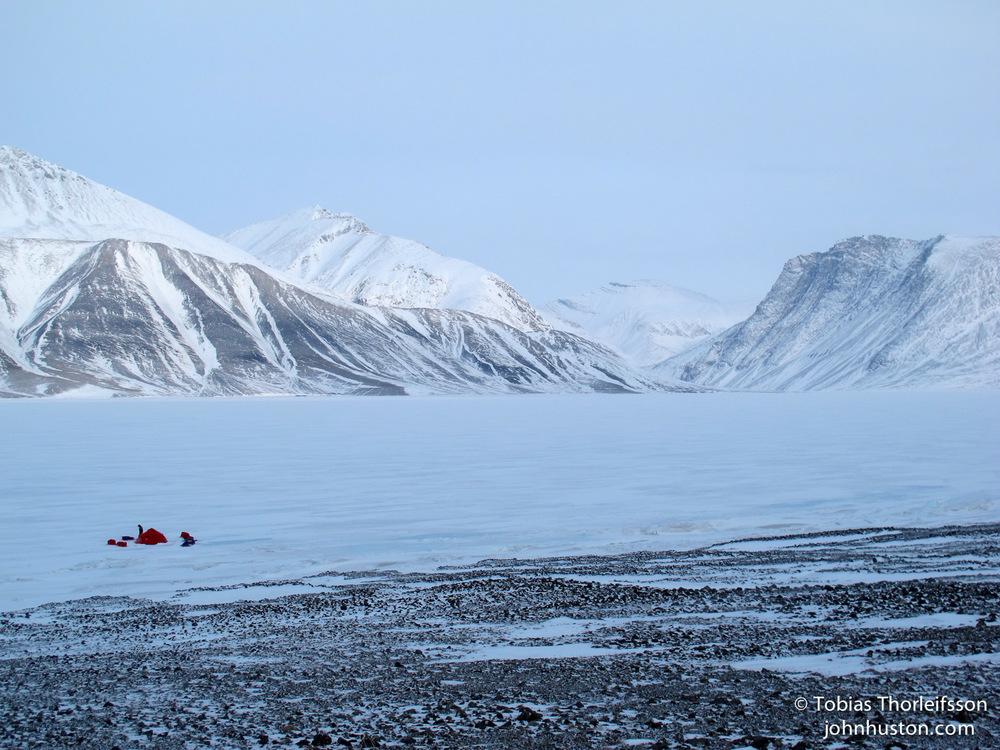 Trold Fjord Camp
