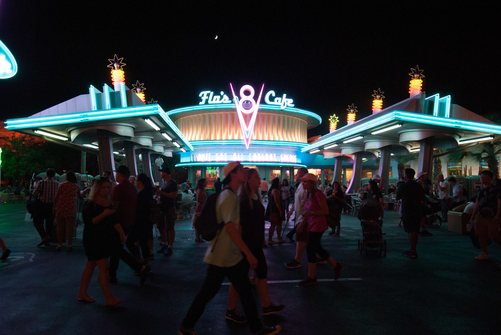Disney California Adventure, Anaheim, CA