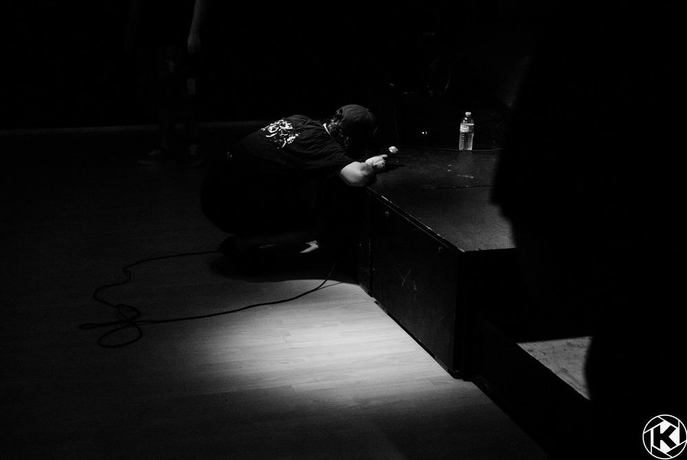 Luke Blanchard of Lifelink at Beat The Heat Festival, Van Nuys, CA