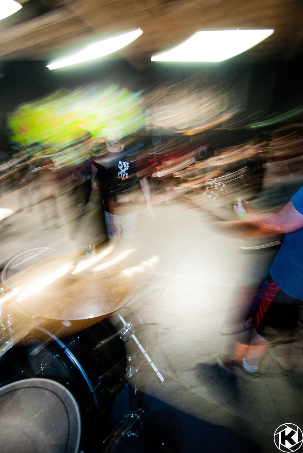 Strike Back at Door Slam Fest, Inglewood, CA