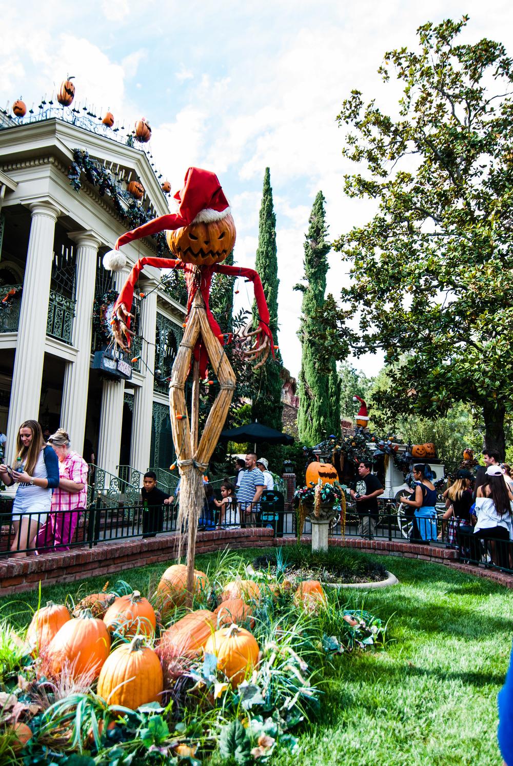 Halloween at Disneyland, Anaheim, CA