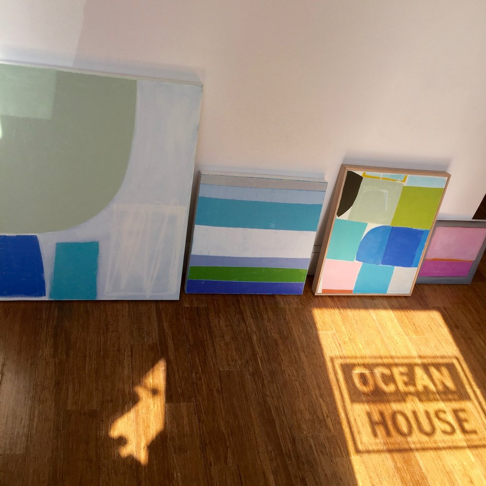 Ocean House Gallery: October 2016