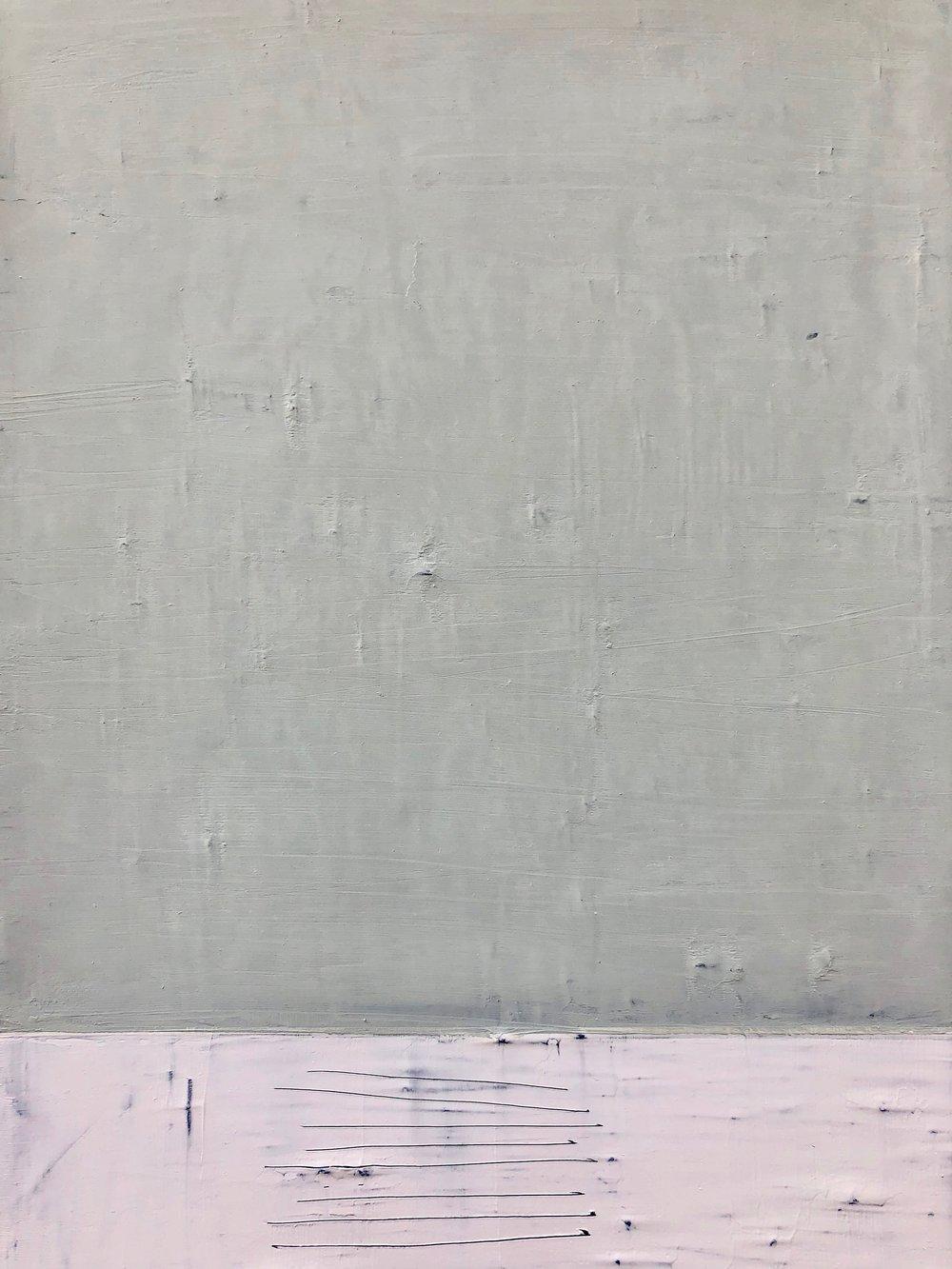 Gray over White
