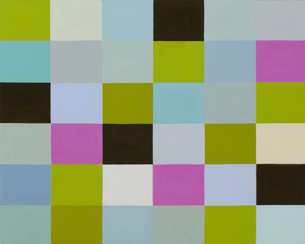 Grid, Early Spring (2)