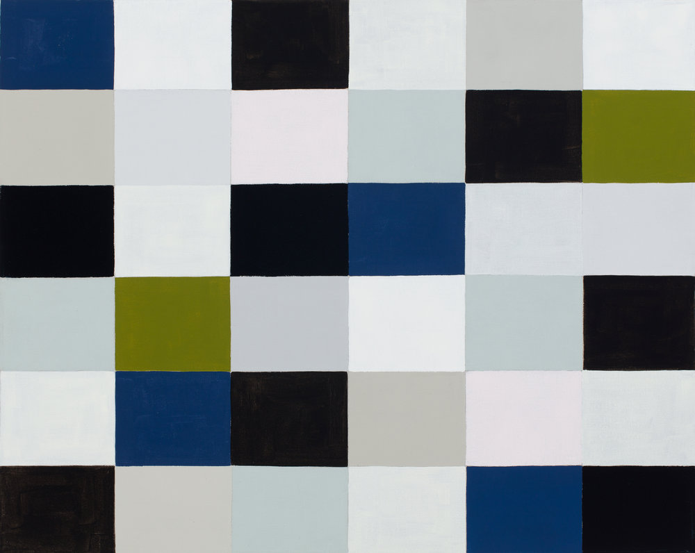 Grid, Winter Palette
