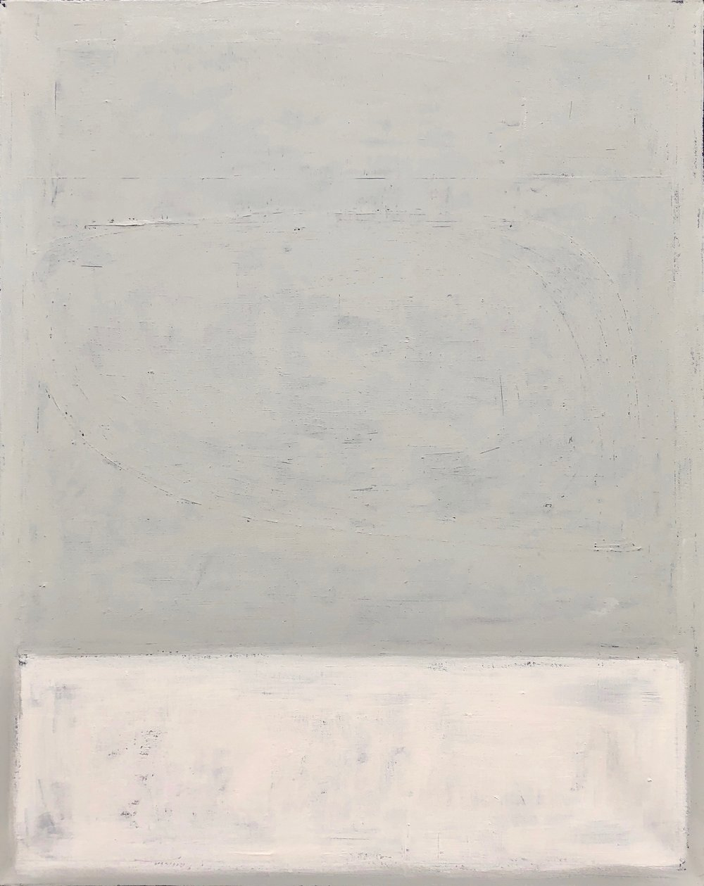 White over Gray