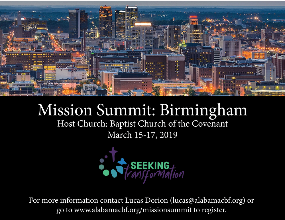 Mission Summit: A Weekend Mission Experience for teenagers and their adult leaders .
