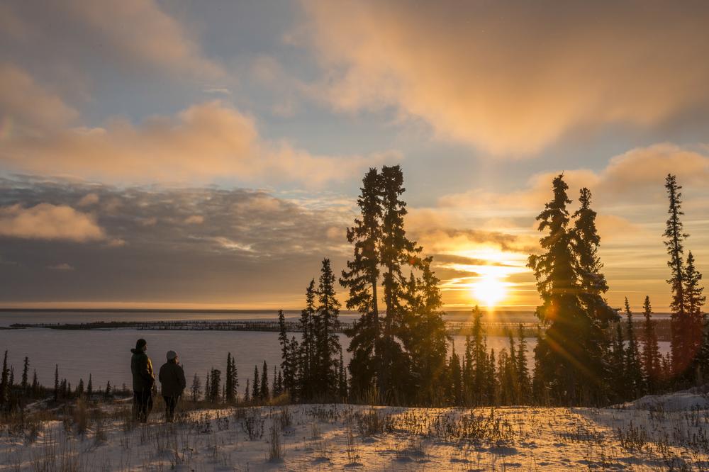 Destination Deline, Northwest Territories