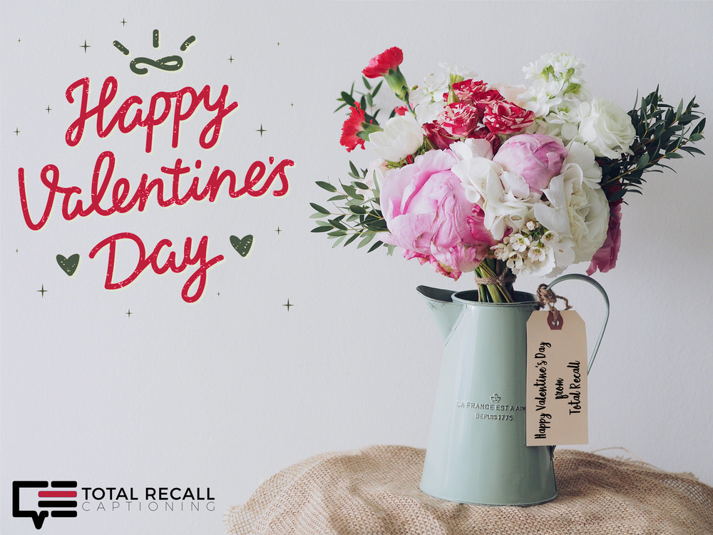 Total Recall Captioning Valentine's Day