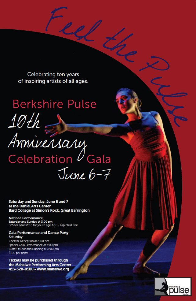 Berkshire Pulse Gala Poster