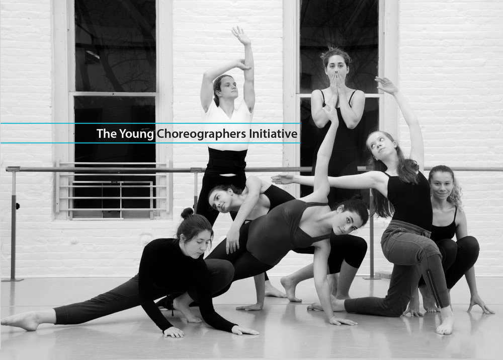 Young Choreographers Initiative Invitation