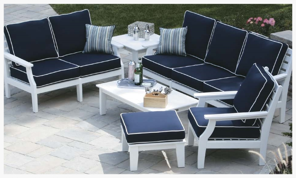 BUILT TO LAST BRANDS WITH WARRANTIES TO MATCH  Hit The Deck - Malibu outdoor furniture