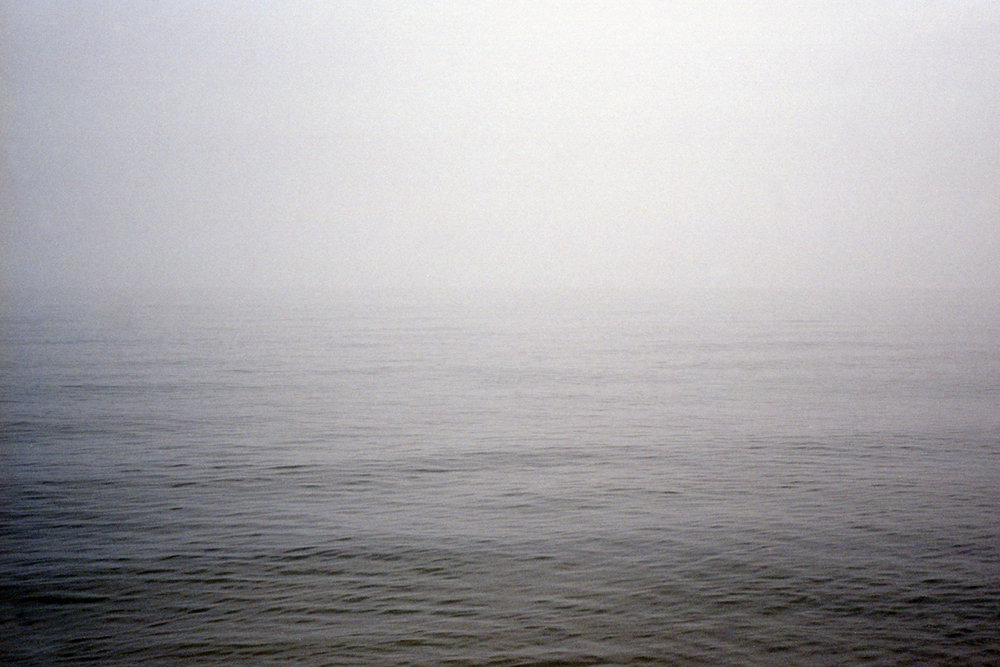 Adriatic Sea on an autumn day