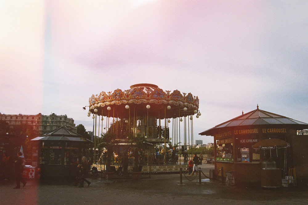 Carrousel in Paris