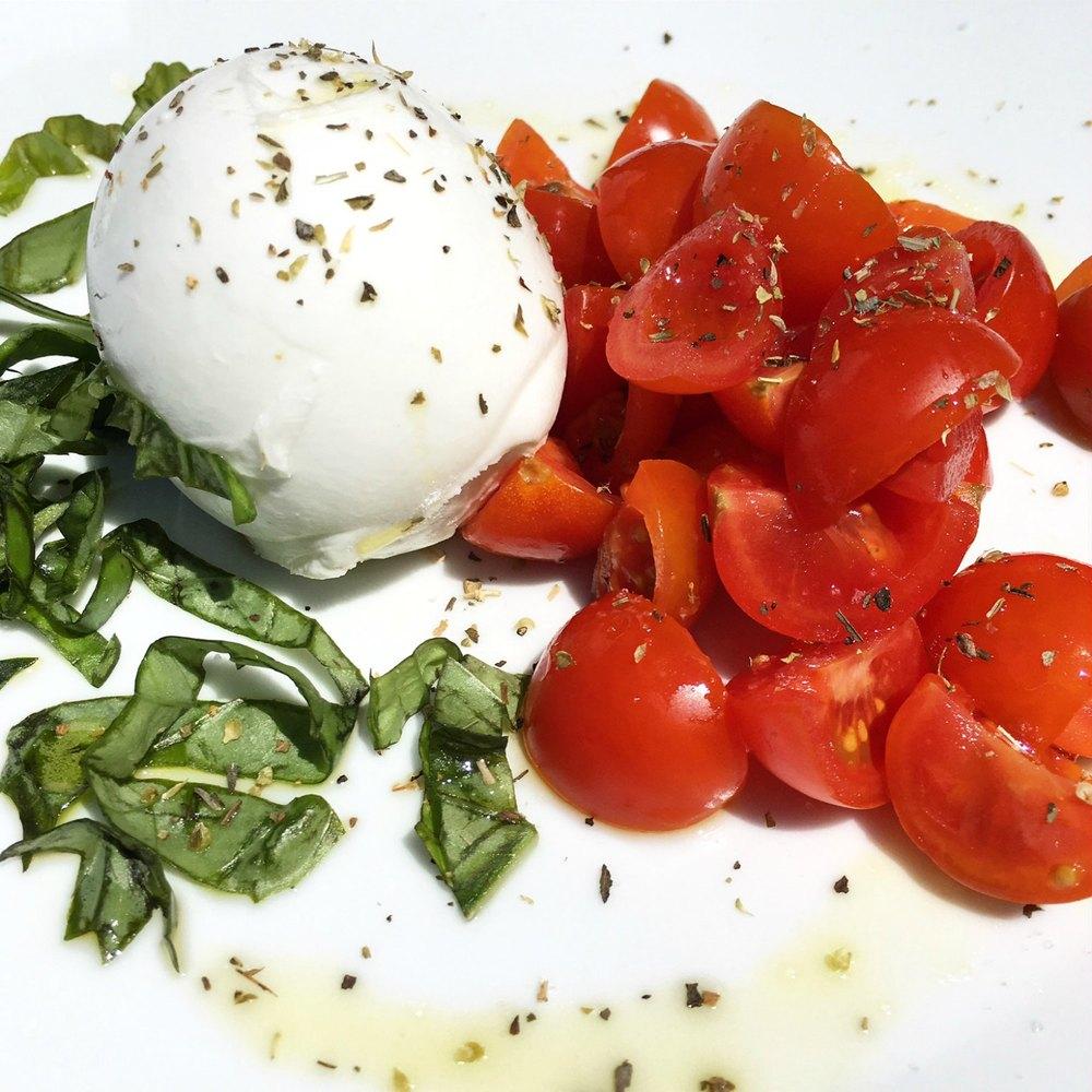 Caprese salad #2