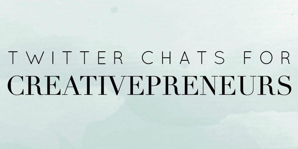 Twitter Chats for Creativepreneurs | Kayla Hollatz