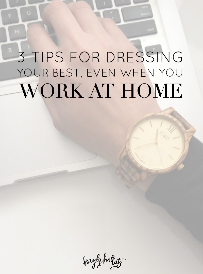 Dressing Your Best in 3 Tips with JORD Wood Watches