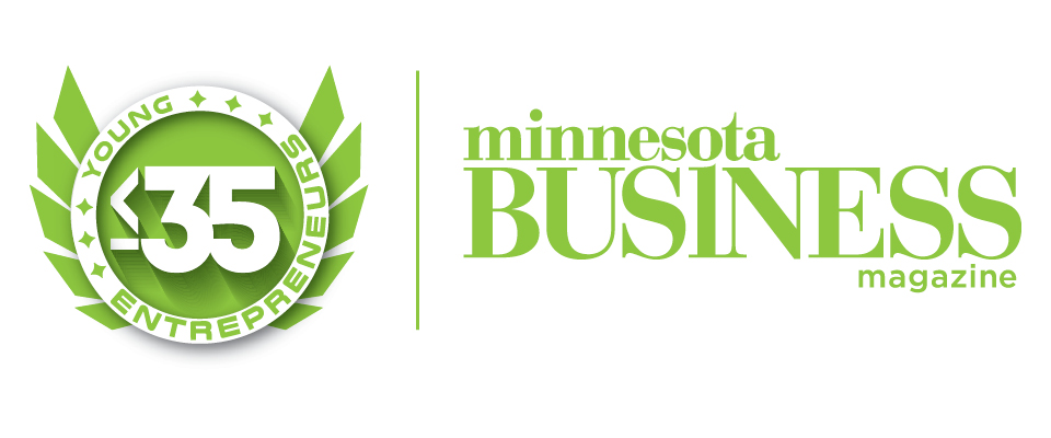 Named 2017 Best Young Entrepreneur by Minnesota Business Magazine