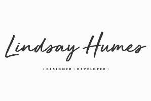 Lindsay Humes Logo Website Developer Website Copywriting