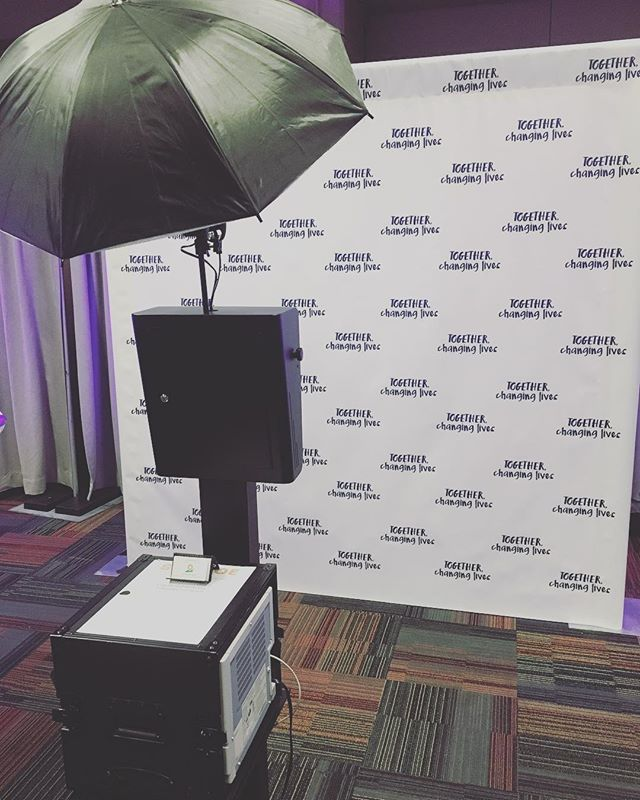 Stop by our #photobooth at @hyattchicago #togetherchanginglives