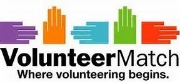 Want to volunteer? Click the logo.