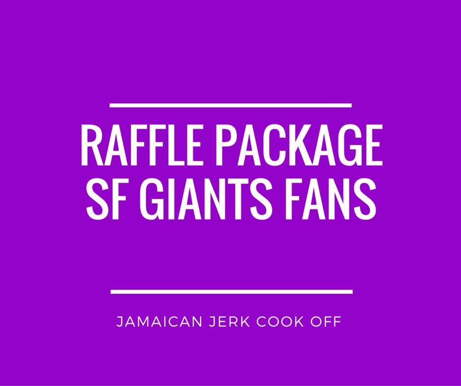 SF Giants Fans Package