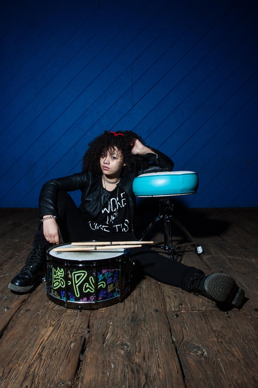 bo-Pah: Drums